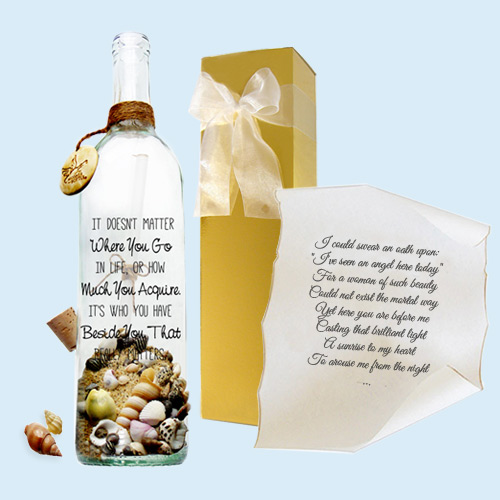 Content gift by Message In A Bottle